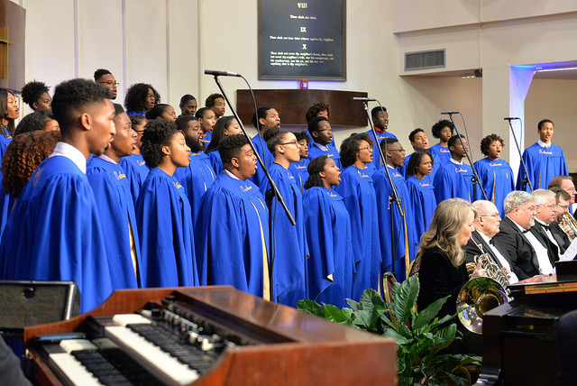 Next Stop for the Aeolians: Houston, Texas