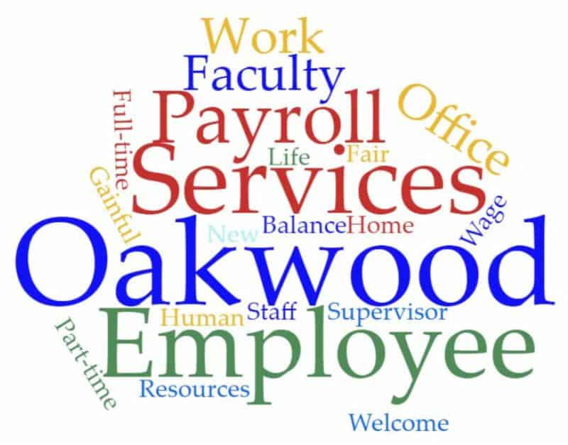 "Join the Oakwood Family – Employment Opportunities at ""the Oaks"""