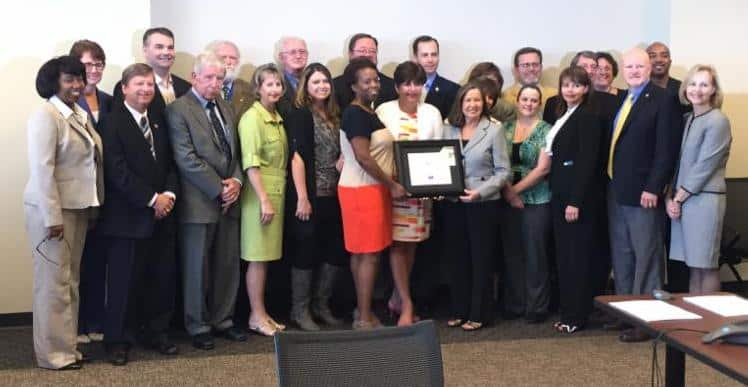 Northrop Grumman Receives Nunn-Perry Award for Mentor-Protege Program Participation with QTEC