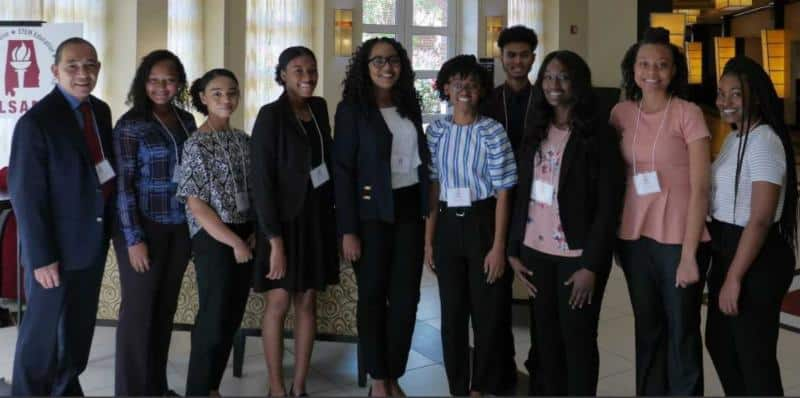 Oakwood Students Win at ALSAMP Research Conference