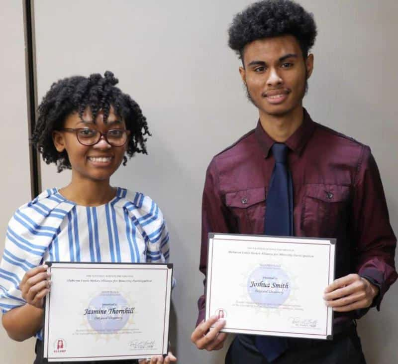 Science Students of Oakwood University